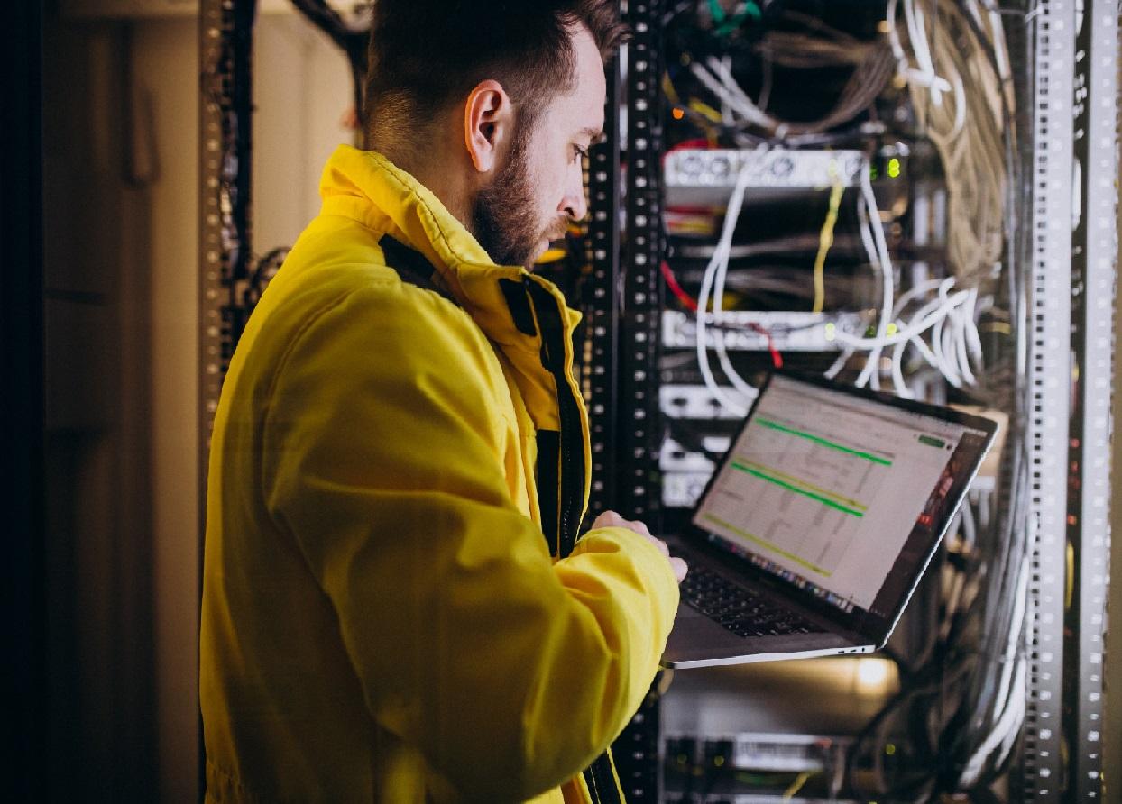 Belajar Fundamental Jaringan Komputer